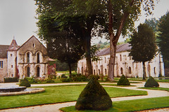 Abadia de Fontenay, Francia - Photo of Quincy-le-Vicomte