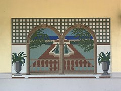 Tile Mural Florida Keys Outlet Marketplace