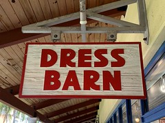 Dress Barn Outlet Store Sign Florida Keys Outlet Marketplace