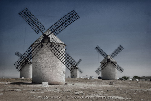 Don Quixote's giants