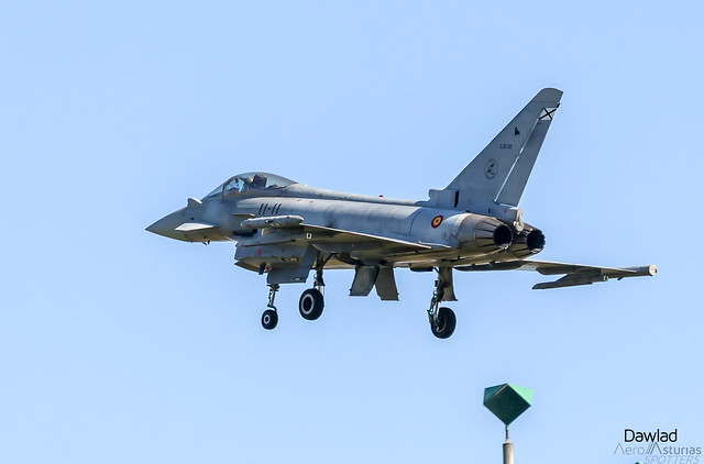 Photo:Eurofighter C.16-32 By Dawlad Ast
