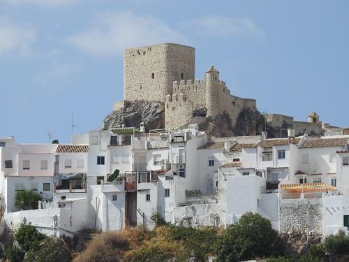 Olvera Castle - Cádiz - Spain - XII century