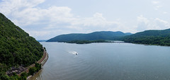 View from the Bear Mountain Bridge