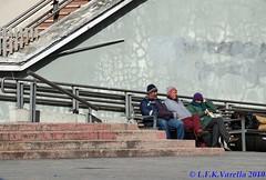 Montevidéu - pessoas
