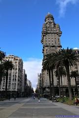 Montevidéu - Palácio Salvo