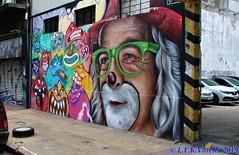 Montevidéu - arte urbana