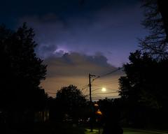 Lightning Over Rockville