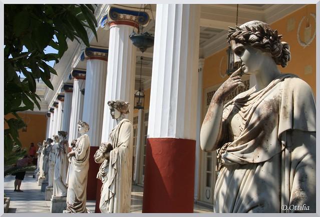 Greece - Corfu - Achilleion