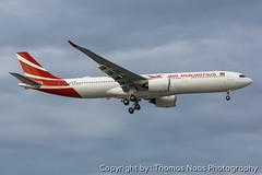 Air Mauritius, 3B-NBV