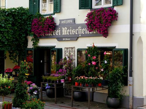 Bad Aussee, Gärtnerei Reischenböck
