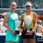Svetlana Kuznetsova, Madison Keys