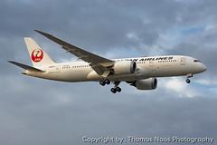 Japan Airlines (JAL), JA837J