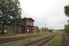 Doboszowice train station