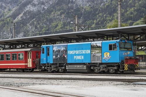 A Zillertalbahn D 15 Jenbach 06-05-2019