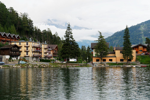 20190727-51-Haute Route day 02 - Reflections in Lac Champex