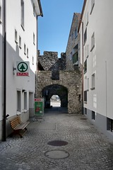 Maienfeld - Old Town