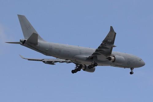 A39-005 Royal Australian Air Force Airbus A330-MRTT   KC-30