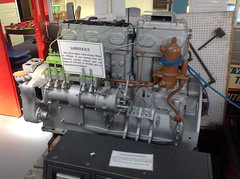 Gardner 5LW Engine