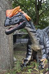 DinoRoars - Dilophosaurus