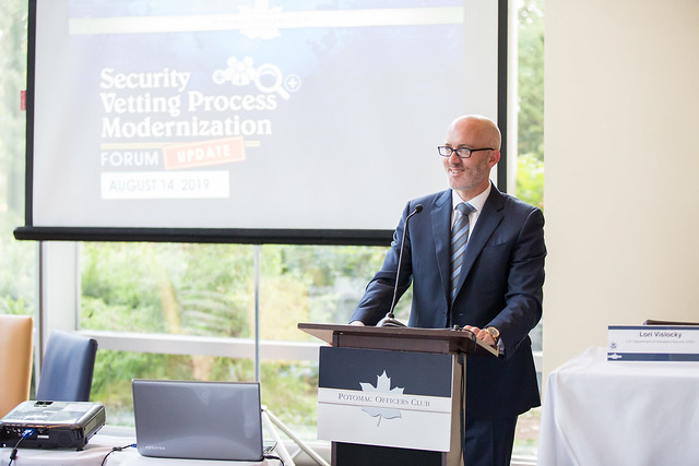 Security Vetting Process Modernization Update