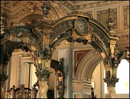 The New York Palace (hotel and café), Budapest, Hungary