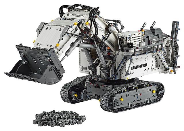 LEGO TECHNIC LIEBHERR R 9800