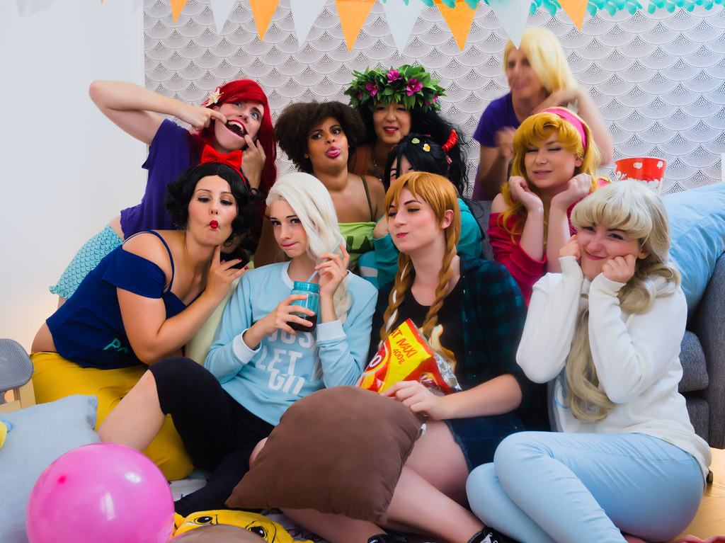 related image - Shooting Princesses Disney - Ralph 2.0 - Marseille -2019-07-20- P1777308