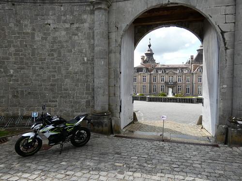 Au château de Modave