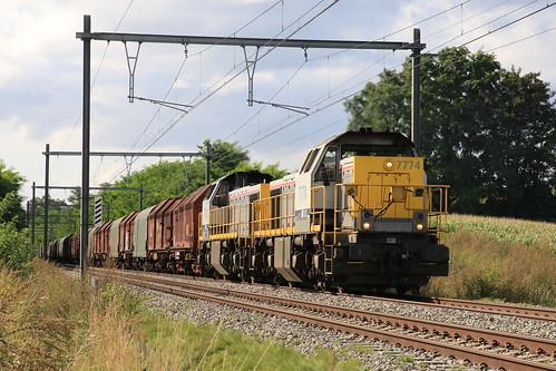 Lineas 7774 - 80 Gingelom 19-08-2019