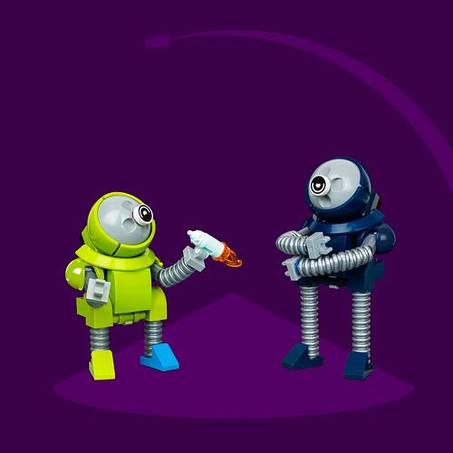 Mech Monday #33: Babysitting Bots?
