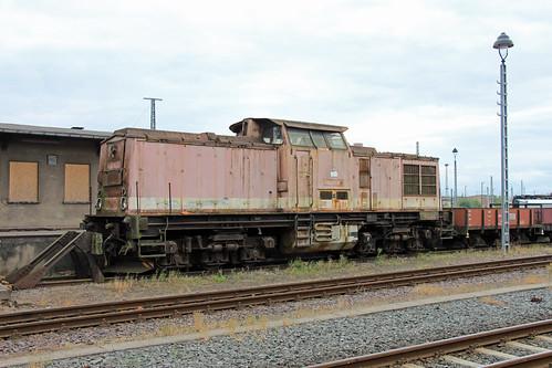 HSB 199 877, Nordhausen Nord, 08-07-19