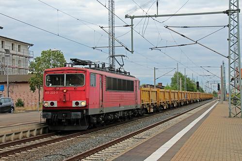 DB 155 222, Nordhausen, 08-07-19