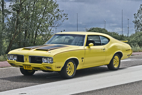 Oldsmobile Cutlass S Coupé 1970 (1598)