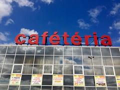 Cora Cafétéria, Caen, Normandie, France