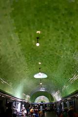 Ceiling of Belle Isle