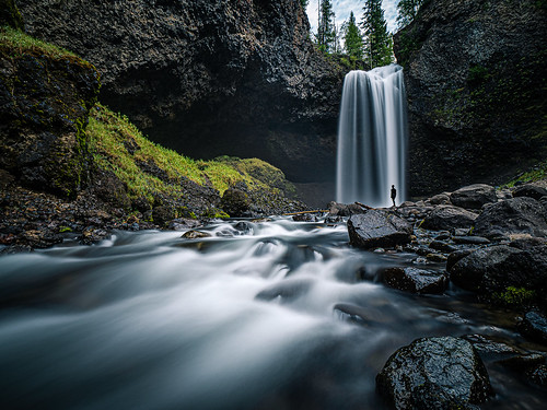 Moul Falls - British Columbia, Canada - Landscape photography