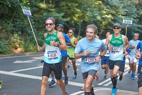 NYC Marathon Training Run: 12 Miler