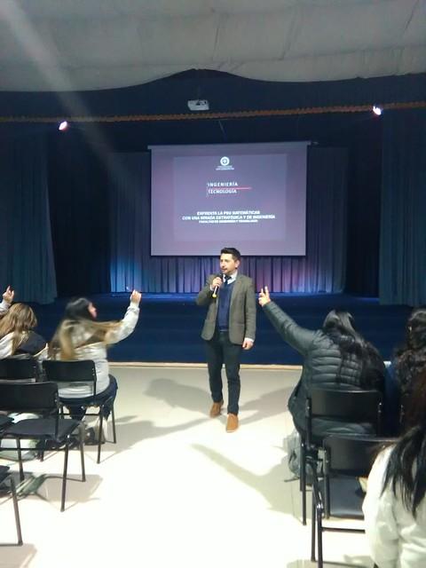 Charla Tips para abordar la PSU por Universidad San Sebastián