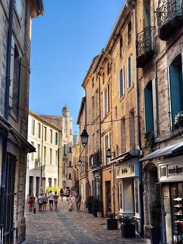 Rue Jacques d'Uzès