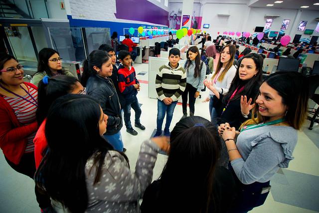 Encuentro de Becados en Teleperformance | AGO 2019