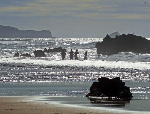 Playa de Valdearenas. Liencres. JX3.