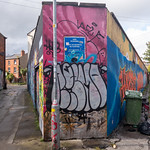 ST. PETER'S LANE [URBAN EXPRESSION AND DEPRESSION IN PHIBSBOROUGH]-155072