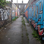 ST. PETER'S LANE [URBAN EXPRESSION AND DEPRESSION IN PHIBSBOROUGH]-155077