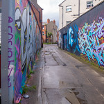 ST. PETER'S LANE [URBAN EXPRESSION AND DEPRESSION IN PHIBSBOROUGH]-155082