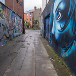 ST. PETER'S LANE [URBAN EXPRESSION AND DEPRESSION IN PHIBSBOROUGH]-155083