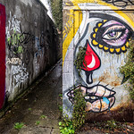 ST. PETER'S LANE [URBAN EXPRESSION AND DEPRESSION IN PHIBSBOROUGH]-155074