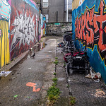 ST. PETER'S LANE [URBAN EXPRESSION AND DEPRESSION IN PHIBSBOROUGH]-155079