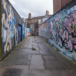 ST. PETER'S LANE [URBAN EXPRESSION AND DEPRESSION IN PHIBSBOROUGH]-155084