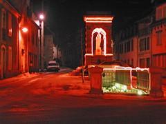 Guchen-village, la fontaine