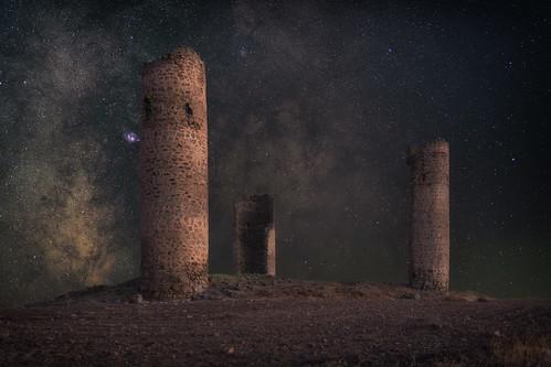 Castillo de Gálvez / Galvez castle